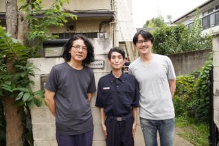矢部太郎「ラストレター」で福山雅治と共演!「大家さんと僕」のアパートも劇中に登場