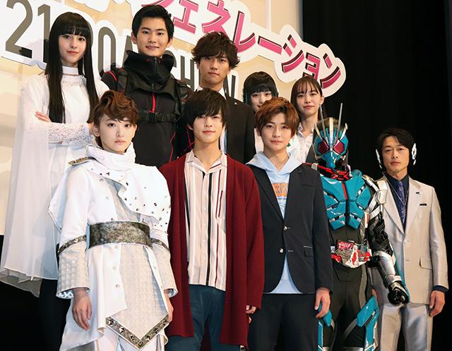 生駒里奈、「仮面ライダー」出演の夢かない「鼻血が出そうになった」