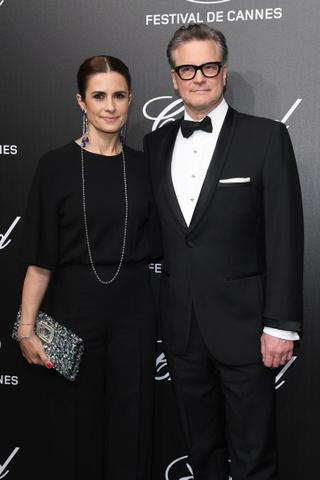 コリン・ファースが22年連れ添った妻と離婚