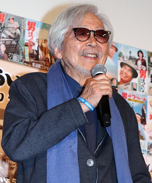 山田洋次監督、寅さんにささげる「男はつらいよ」第50作「渥美さんに褒めてもらいたい」 - 画像4