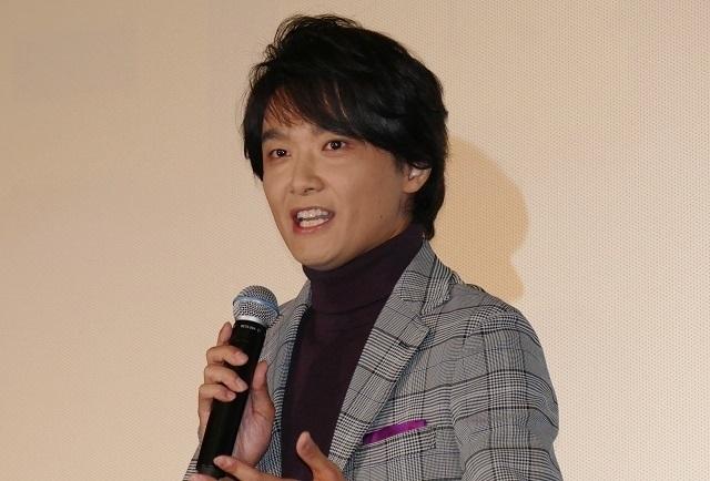 井上芳雄、劇場版「ヒロアカ」で演じたヴィランは「強すぎてビックリ」 - 画像1