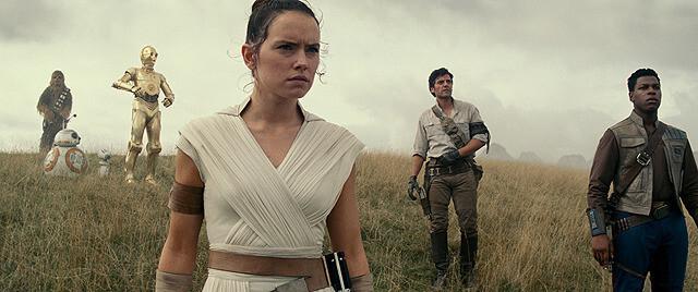 【全米映画ランキング】「スター・ウォーズ」最終章、新三部作では最も低いOP興収に