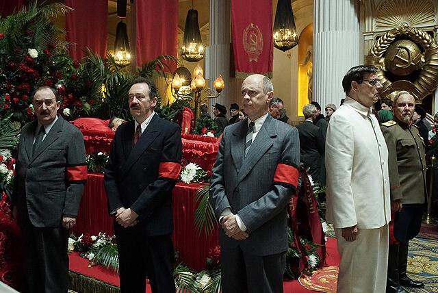 ロシアで上映禁止となった「スターリンの葬送狂騒曲」