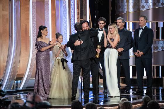 【ゴールデングローブ賞映画部門】「ワンス・アポン・ア・タイム・イン・ハリウッド」が最多3冠