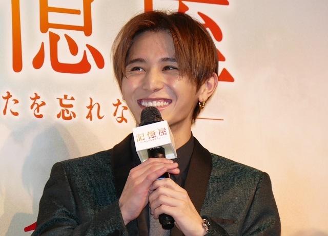 「Hey! Say! JUMP」の山田涼介、新成人にエール「大切な人との関係を深めて」