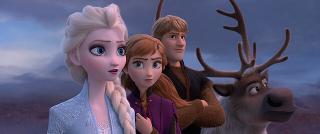 「アナと雪の女王2」が前作越え!アニメ映画歴代興収1位に