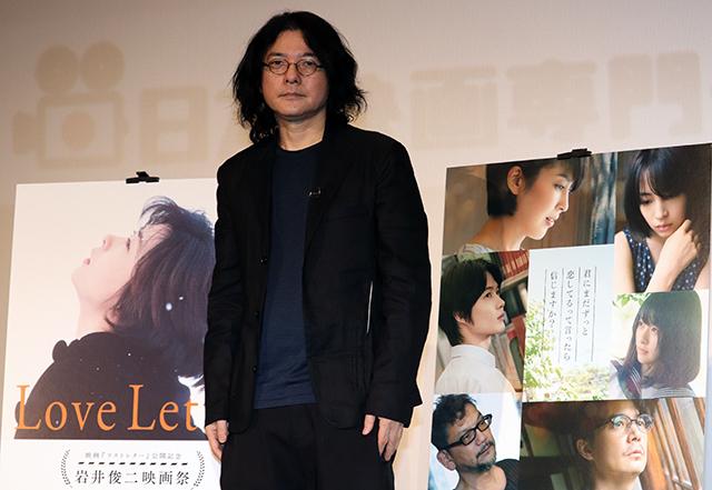 撮影時を振り返った岩井俊二監督
