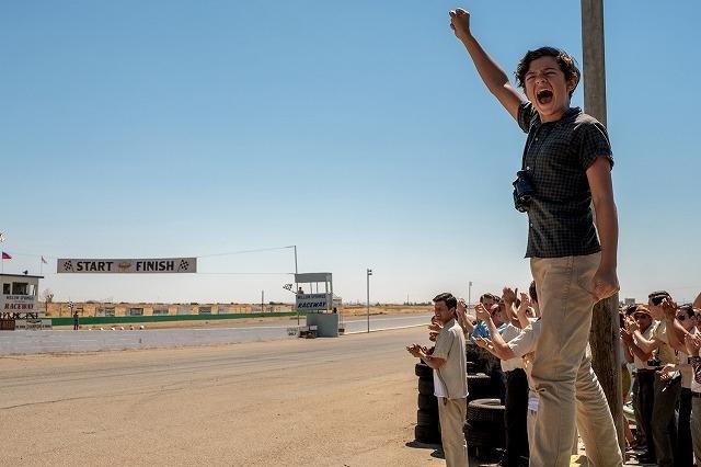 """「フォードvsフェラーリ」の注目子役ノア・ジュプが語る""""演技の魅力""""「僕がやりたいのはこの仕事」"""