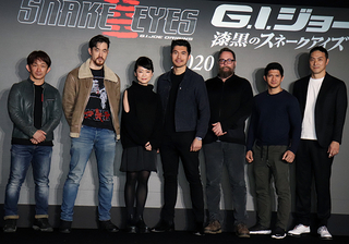 「G.I.ジョー」第3作は日本で大規模ロケ慣行、平岳大「僕も早く見たい」