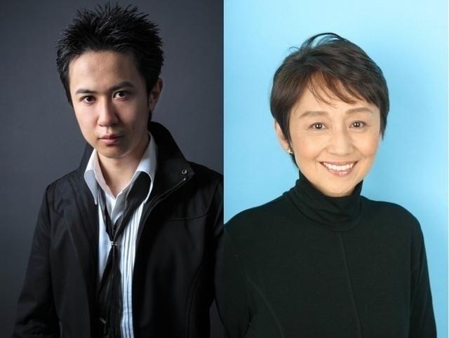 ゲスト声優に杉田智和&潘恵子
