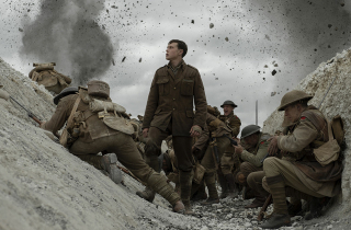 【全米映画ランキング】サム・メンデス監督の新作「1917 命をかけた伝令」が首位に