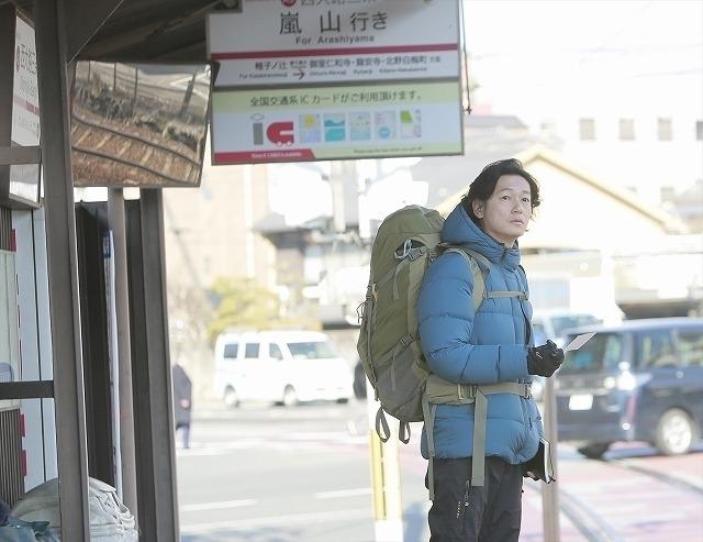 井浦新と鈴木卓爾監督がタッグを組んだ「嵐電」