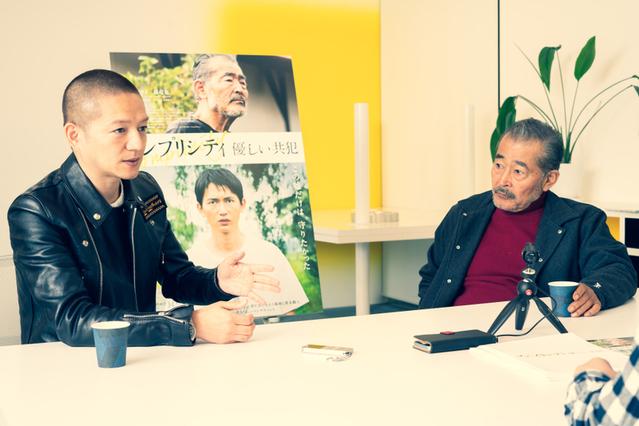 近浦啓監督が「憧れの存在」と撮り上げた長編デビュー作が公開 藤竜也「脚本に気迫を感じた」