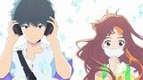 「サイダーのように言葉が湧き上がる」市川染五郎&杉咲花の声を収録した特報完成