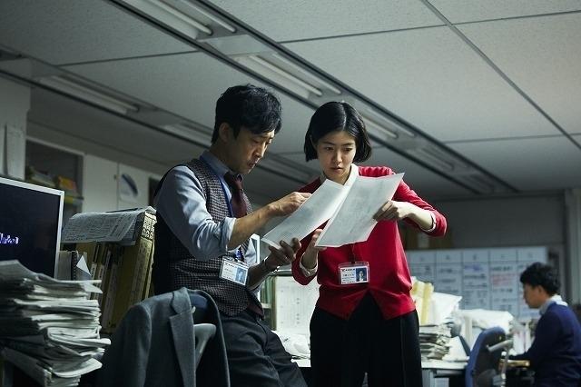 日本映画優秀賞「新聞記者」