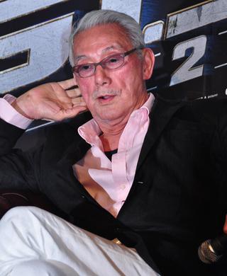 宍戸錠さん死去、86歳