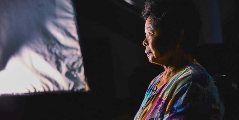 ツァイ・ミンリャン新作「あなたの顔」4月公開 坂本龍一がオリジナル楽曲提供