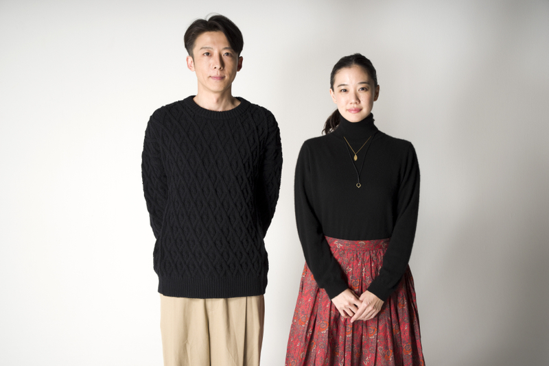高橋一生&蒼井優、19年ぶり映画共演は夫婦役 ふたりが考えるカップルの理想のコミュニケーションとは?