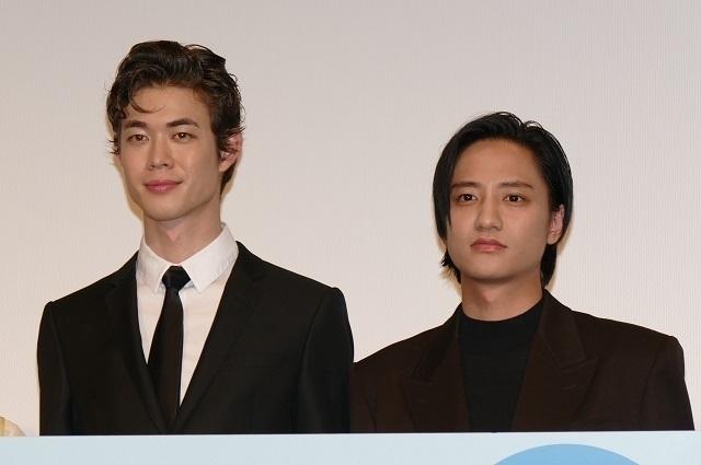 宮沢氷魚、初主演作「his」は「温かい愛にあふれた作品」とアピール ...