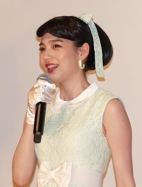 のん、6年ぶり実写映画「気合いが入った」 藤圭子さん「新宿の女」弾き語りを述懐 - 画像4