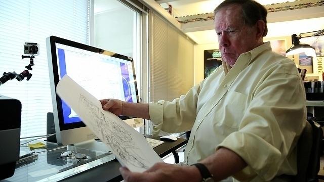 「ブレードランナー」のデザイナー、シド・ミードさん追悼 創作の源泉に迫るドキュメンタリー、2月2日放送 - 画像1