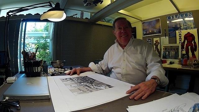 「ブレードランナー」のデザイナー、シド・ミードさん追悼 創作の源泉に迫るドキュメンタリー、2月2日放送 - 画像2
