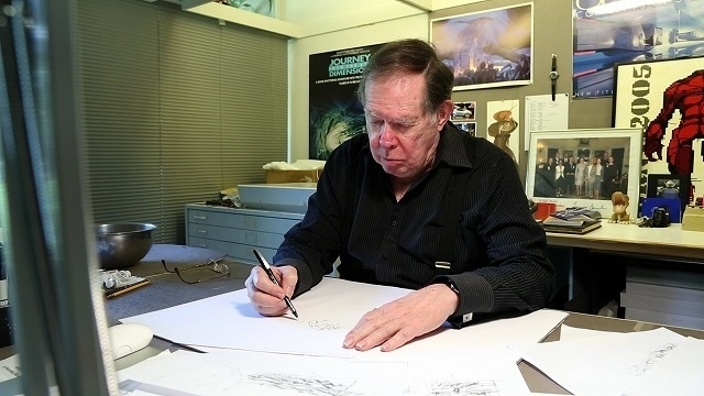 「ブレードランナー」のデザイナー、シド・ミードさん追悼 創作の源泉に迫るドキュメンタリー、2月2日放送 - 画像3