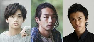 森山未來、北村匠海&勝地涼とリングで対決!「百円の恋」チームの新ボクシング映画が製作決定