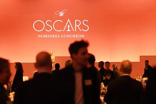 アカデミー賞恒例の昼食会メニューがビーガン向けに アフターパーティーも7割を変更
