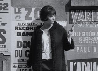 珠玉のメロディ、女優陣に酔いしれる…アンナ・カリーナ「女と男のいる舗道」など全7作 M・ルグラン特集上映予告編