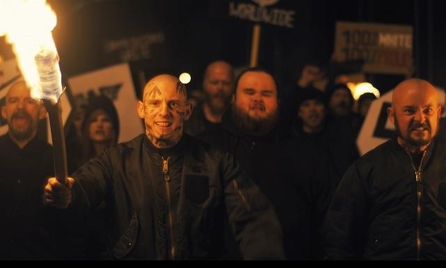レイシストとして生きてきた若者の苦悩と贖罪 ジェイミー・ベル主演「SKIN」5月公開 - 画像6