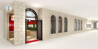 福岡にパリのホテルをイメージした新映画館「kino cinema 天神」4月28日オープン