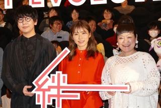 松岡茉優、大好きな「デジモン」映画に興奮&感動 「冒頭からタコ殴り」