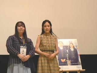 阿部純子「共感する部分が多かった」と川崎僚監督作で主演、ndjc2019の3本お披露目