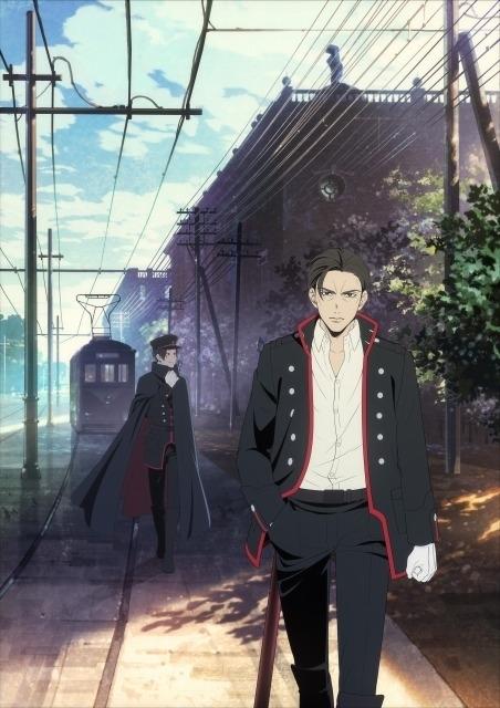 オリジナル朗読劇で初 吸血鬼が存在する大正時代描く「MARS RED」が21年にTVアニメ化