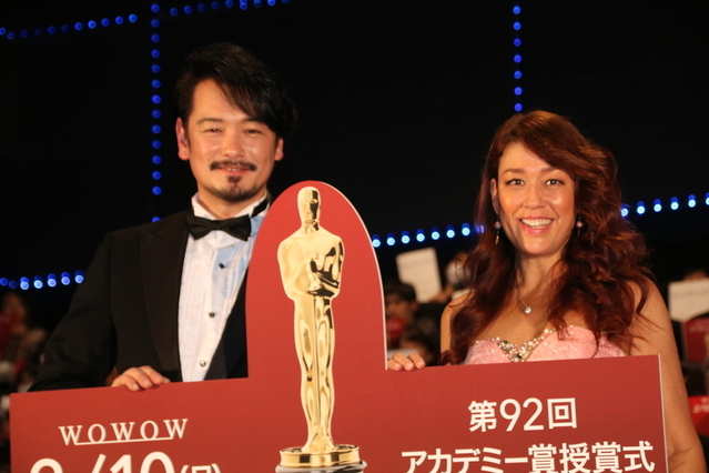LiLiCoと純烈の小田井涼平夫妻