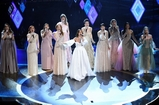 松たか子、第92回アカデミー賞で魅せた! 世界9カ国のエルサが圧巻のパフォーマンス