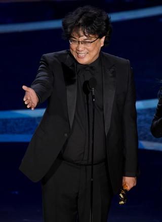 【第92回アカデミー賞】「パラサイト 半地下の家族」ポン・ジュノが監督賞!