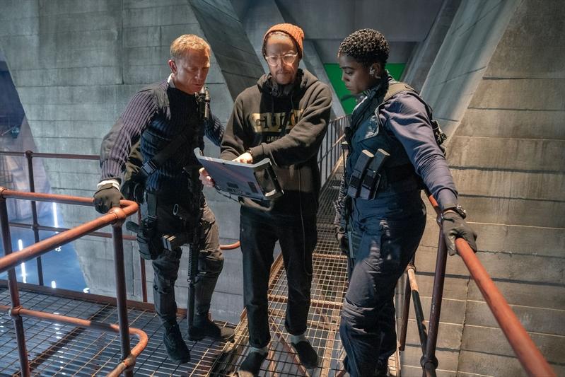 「007 ノー・タイム・トゥ・ダイ」撮影現場に独占潜入!迫力の銃撃シーンも目撃