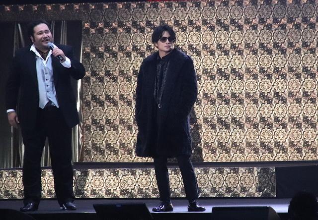 片寄涼太、自身初のソロ曲を生披露!白濱亜嵐らとの「貴族降臨」イベントに1万1000人が熱狂 - 画像15