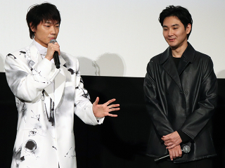 松田龍平、「影裏」撮影ではしゃぎ熱中症になり自戒「自然はなめちゃいけない」