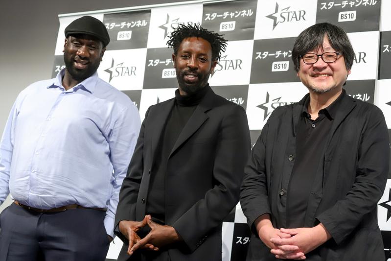 「パラサイト」とカンヌを競った「レ・ミゼラブル」監督が来日!細田守監督も「ぜひとも応援したい」