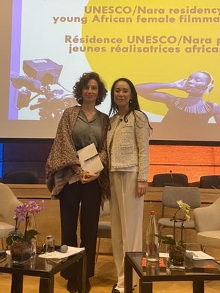 日本とアフリカ5カ国の女性作家が奈良で短編製作 ユネスコと河瀬直美監督のプロジェクト