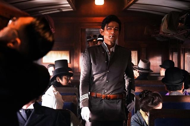 江口洋介、斎藤一役で続投! 「るろうに剣心」最終章は「とんでもない映画になる」