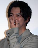 千葉雄大、北川景子&田中圭のサプライズ祝福に感涙 白石麻衣ももらい泣き