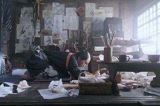 """""""葛飾北斎の生涯""""に色彩を与えた「HOKUSAI」チームの手腕とは? 撮影現場に密着"""