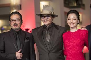 ジョニー・デップ主演作「MINAMATA」がベルリンでお披露目 真田広之ら日本人キャストも多数参加