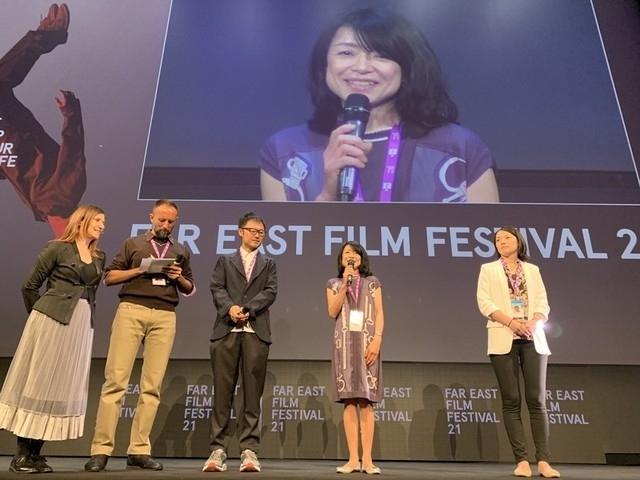 ウディネ極東映画祭に招待された「カンパイ!日本酒に恋した女たち」