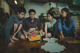 【国内映画ランキング】「パラサイト」V3!「SHIROBAKO」3位スタート