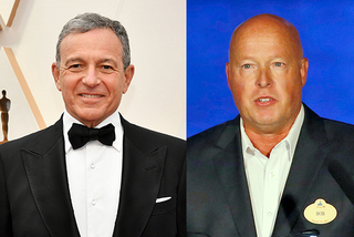 ディズニーのボブ・アイガーCEOが退任 後任はボブ・チャペック氏